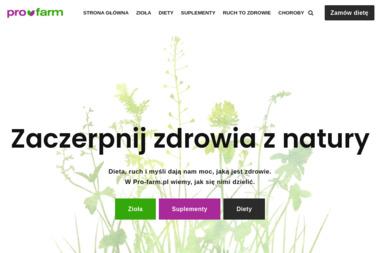 Centrum Promocji Zdrowia Pro-Farm - Dietetyk Jelenia Góra