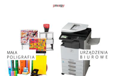 ProCopy - Serwis sprzętu biurowego Chorzów