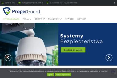 Proper Guard Sp. z o.o. - Pomoc Prawna Sosnowiec