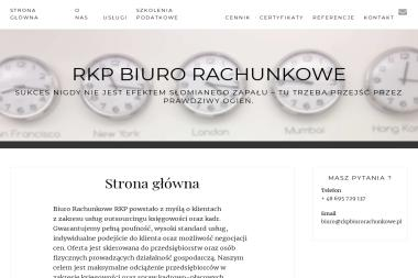 RKP Biuro Rachunkowe Renata Perszel - Usługi podatkowe Katowice