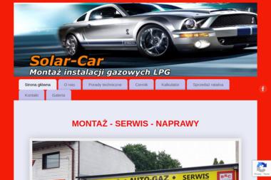 SOLAR-CAR - Montaż LPG Lublin