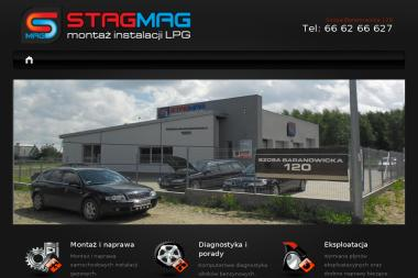 STAGMAG - Warsztat LPG Białystok