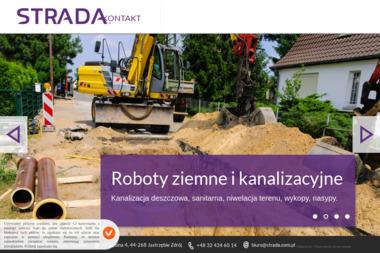 STRADA - Układanie kostki brukowej Jastrzębie-Zdrój