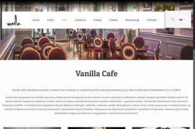 Vanilla Cafe - Cukiernia Lublin