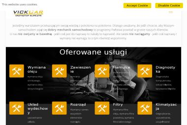 VickCar - Wymiana olejów i płynów Poznań