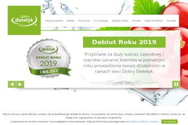 DOBRY DIETETYK Kinga Witczak - Dietetyk Wschowa