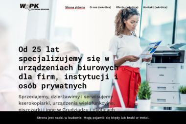 W&PK - Serwis sprzętu biurowego Grudziądz