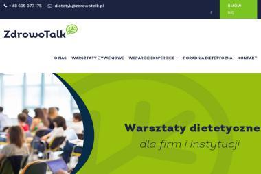 ZdrowoTalk - Dietetyk Białystok