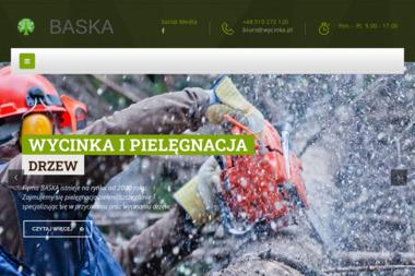 BASKA - Drewno Kominkowe Chorzów
