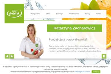 DDobry Dietetyk Katarzyna Zacharewicz - Odchudzanie Gorzów Wielkopolski