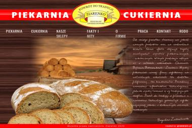 ZIARENKO - Sklep Gastronomiczny Bobrowniki