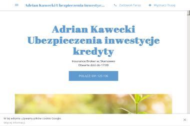 Adrian Kawecki - Leasing samochodu Świecie
