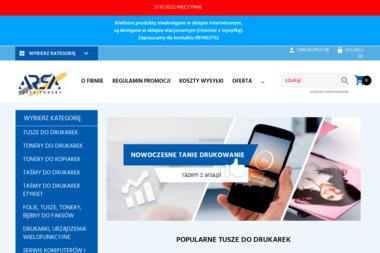 ARSA - Serwis sprzętu biurowego Warszawa