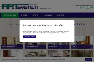 Artsystem - Drzwi Stalowe Lublin