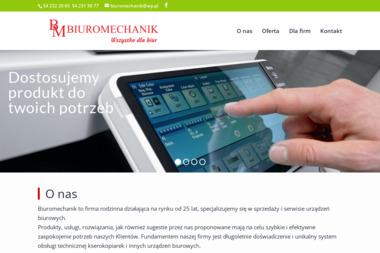 Biuromechanik - Serwis sprzętu biurowego Włocławek