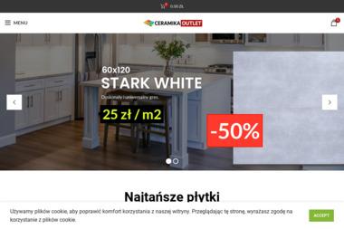 Ceramika Outlet - Materiały Budowlane Częstochowa