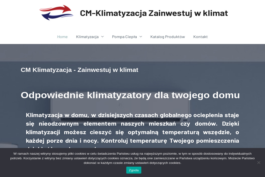 CM-Klimatyzacja.pl - Klimatyzacja Samochodowa Katowice