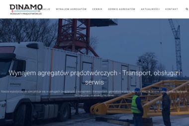 Dinamo Agregaty Prądotwórcze - Dla energetyki i gazownictwa Warszawa