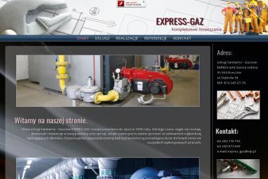 Express - Gaz - Usługi Gazowe Rzeszów