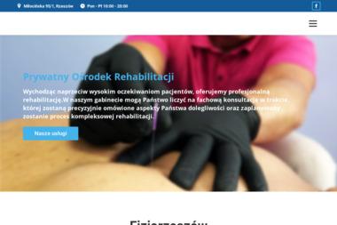 Prywatny Ośrodek Rehabilitacji - Masaże Lomi Lomi Rzeszów