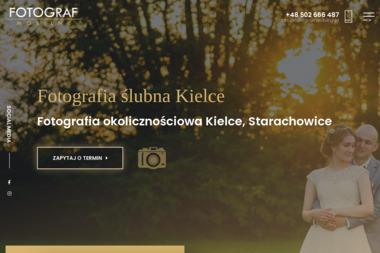 Fotograf Mobilny Bartosz Ściana - Fotografia Ślubna Kielce
