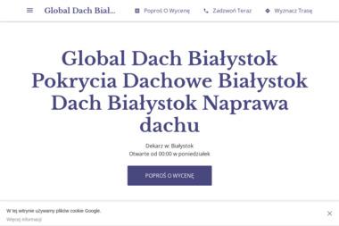 Global Dach - Dachówki Roben Białystok