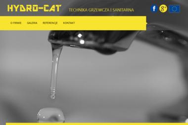 HYDRO-CAT - Instalacje gazowe Bielsko-Biała