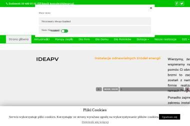 IDEA PV - Fotowoltaika Giżycko
