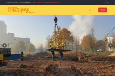 IREX-GAZ SP. Z O.O. - Podłączenie Kuchenki Gazowej Chorzów