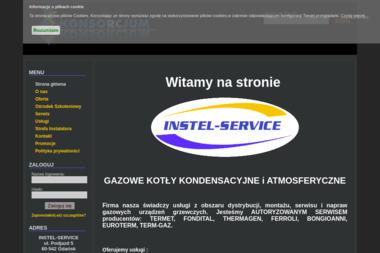 INSTEL-SERVICE - Usługi Gazownicze Gdańsk