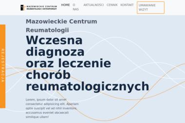 MCRO - Reumatolog Warszawa