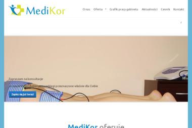 MediKor - Rehabilitanci medyczni Włocławek