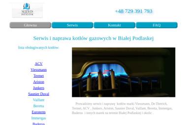 PPU Instalator - Podłączenie Kuchenki Gazowej Biała Podlaska