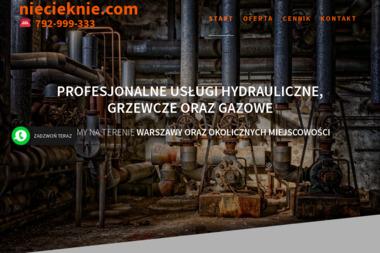 Niecieknie.com - Instalacje grzewcze Brwinów
