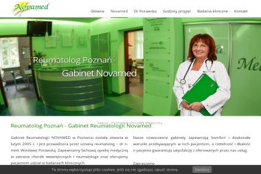 Poznański Ośrodek Medyczny Novamed - Reumatolog Poznań