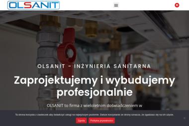 OLSANIT - Wykonanie Instalacji Gazowej Olsztyn