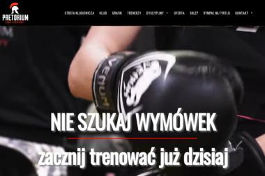 Klub Sportowy Pretorium - Sporty walki, treningi Poznań