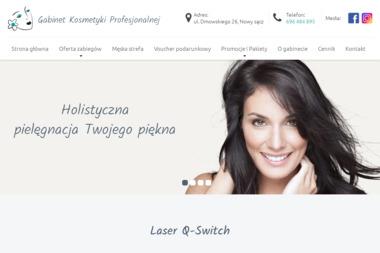 Gabinet Kosmetyki Profesjonalnej i Medycyny Estetycznej - Salon Masażu Nowy Sącz