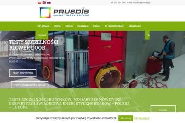 Prusdis - Budownictwo Sędziszów