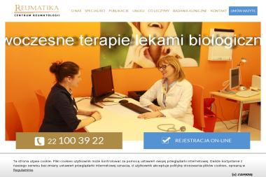 Ars Rheumatica Sp. z o. o. - Reumatolog Warszawa
