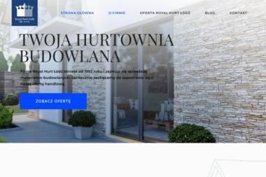 Royal Hurtownia Budowlana - Pokrycia dachowe Łódź