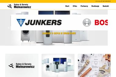Salon&Serwis Melnarowicz - Podłączenie Kuchenki Gazowej Legnica