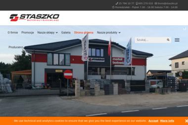 Staszko - Pokrycia dachowe Łuków