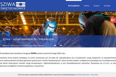 SZIWA - Instalacje gazowe 艢wi臋toch艂owice