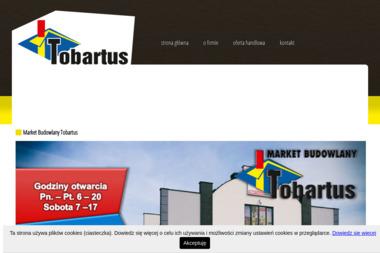 Market Budowlany Tobartus - Pokrycia dachowe Skierniewice