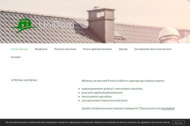 UniDom - Pokrycia dachowe Zabrze