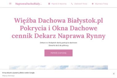 Pokrycia i Okna Dachowe - Dachówki Braas Białystok