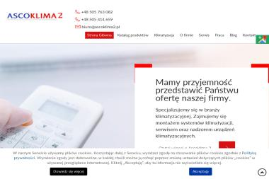 Ascoklima2 - Klimatyzacja Gdańsk