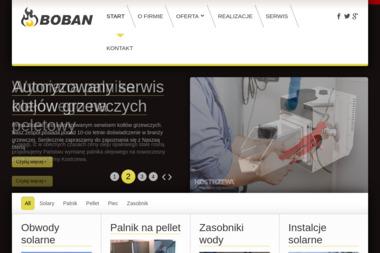 BOBAN - Instalacje Grzewcze Elbląg