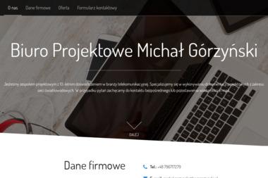 Biuro Projektowe Michał Górzyński - Instalacje Jawor